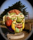 Veggie globe