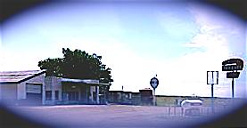 Raley's Gas & Garage, on warmer days