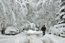 Snowy Cliff St.