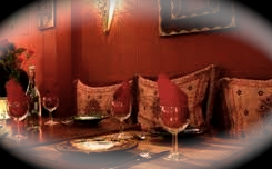 Tzu dining room