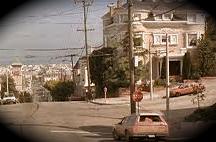 Steiner Street hill