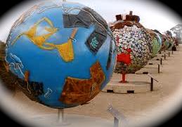 Next stretch of globes