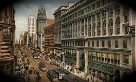 Market Street of Old