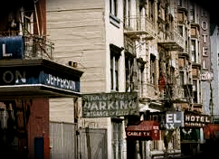 Tenderloin streets