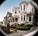 Pacific Heights Victorians